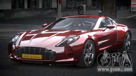 Aston Martin One-77 ES for GTA 4