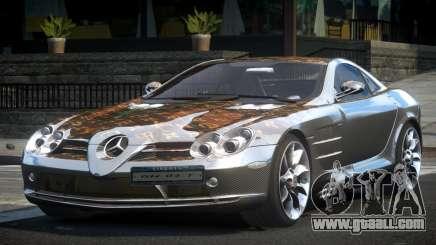 Mercedes-Benz SLR R-Tuning L2 for GTA 4