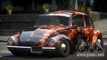 Volkswagen Beetle 1303 70S L4 for GTA 4