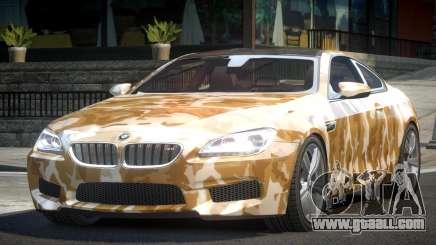 BMW M6 F13 GS PJ3 for GTA 4