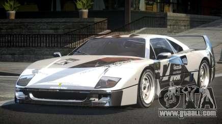 Ferrari F40 80S L9 for GTA 4