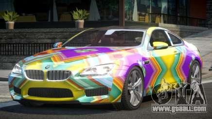 BMW M6 F13 GS PJ4 for GTA 4