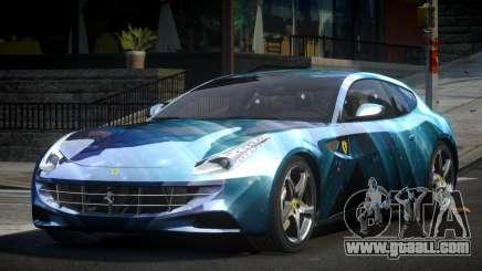 Ferrari Four 4RM PJ5 for GTA 4
