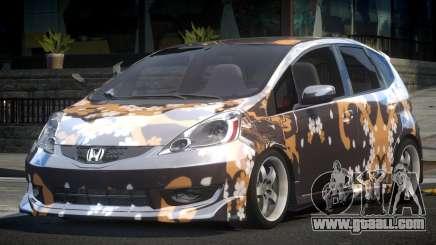 Honda Fit HK L2 for GTA 4