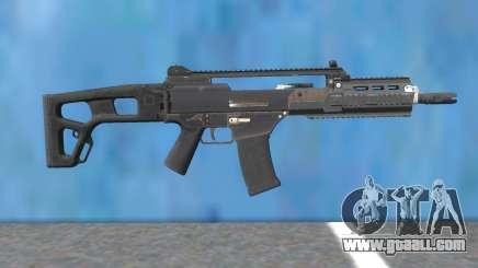 Holger-26 Assault Rifle for GTA San Andreas