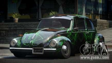 Volkswagen Beetle 1303 70S L2 for GTA 4
