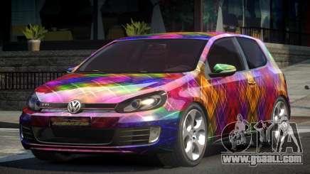Volkswagen Golf GTI G-Style L5 for GTA 4
