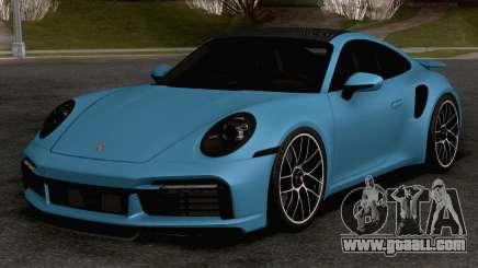 2021 Porsche 911 Turbo S for GTA San Andreas