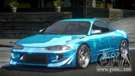 Mitsubishi Eclipse ES L3 for GTA 4