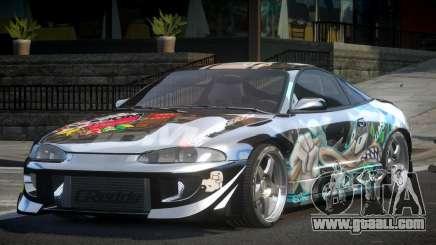 Mitsubishi Eclipse ES L6 for GTA 4