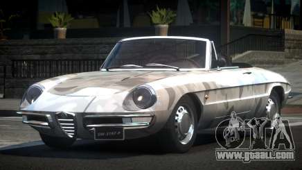 Alfa Romeo Spider 60S L6 for GTA 4