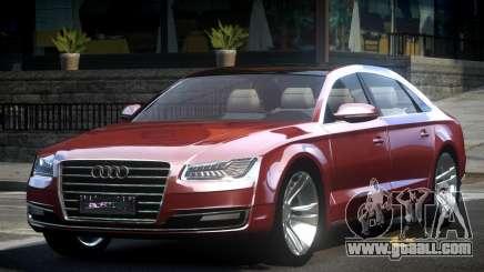 Audi A8 BS V1.1 for GTA 4