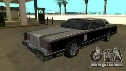 Lincoln Continental Mark V 1979 for GTA San Andreas