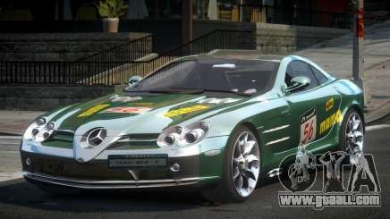 Mercedes-Benz SLR R-Tuning L9 for GTA 4