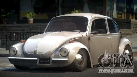 Volkswagen Beetle 1303 70S for GTA 4