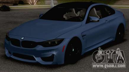 BMW M4 CS F82 for GTA San Andreas