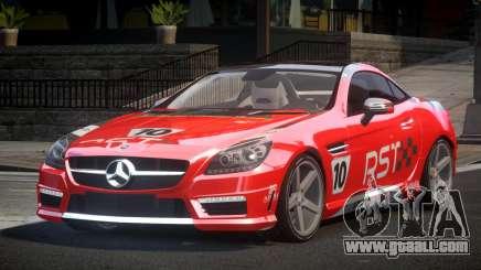 Mercedes-Benz SLK GST ES L10 for GTA 4