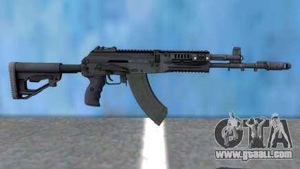 PAYDAY 2 AK-17 for GTA San Andreas
