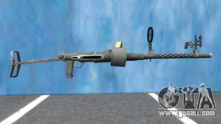 MG-15 Machine Gun for GTA San Andreas