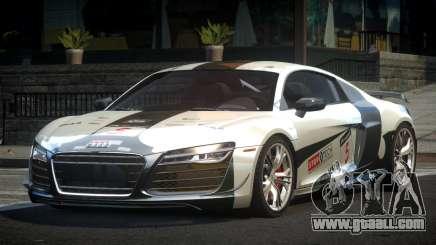 2015 Audi R8 L3 for GTA 4