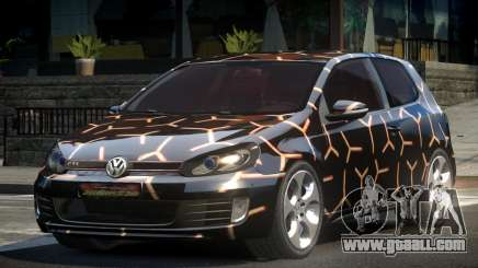 Volkswagen Golf GTI G-Style L6 for GTA 4