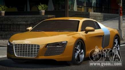 Audi R8 BS V1.1 for GTA 4