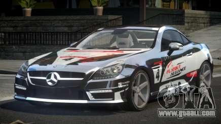 Mercedes-Benz SLK GST ES L9 for GTA 4