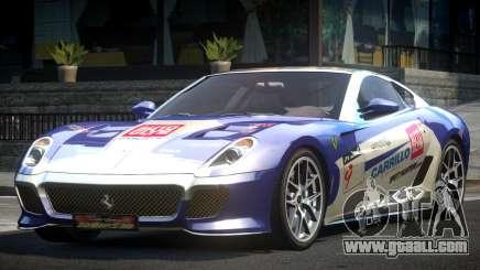 Ferrari 599 GS Racing L1 for GTA 4