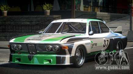 1971 BMW E9 3.0 CSL L2 for GTA 4