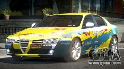 Alfa Romeo 159 GS L1 for GTA 4