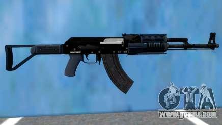 GTA V Assault Rifle for GTA San Andreas