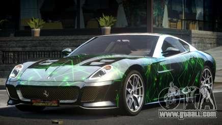 Ferrari 599 GS Racing L4 for GTA 4