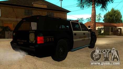 MGCRP FBI RANCHER MOD for GTA San Andreas