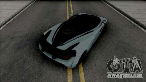 McLaren 720S Novitec N-Largo for GTA San Andreas