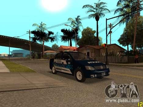 Chevrolet Corsa PFA for GTA San Andreas