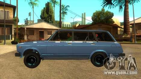 Vaz 2104 78RUS for GTA San Andreas