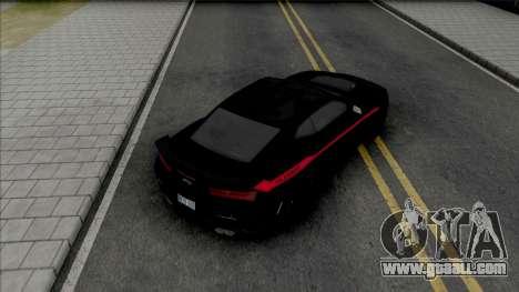 Chevrolet Camaro ZL1 Hennessey Exorcist for GTA San Andreas