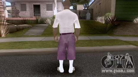 Tupac Amaru Shakur - Machiavelli for GTA San Andreas