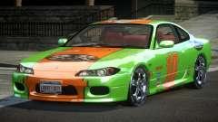 Nissan Silvia S15 PSI Racing PJ9 for GTA 4