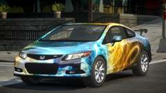 Honda Civic ZD-R L5 for GTA 4