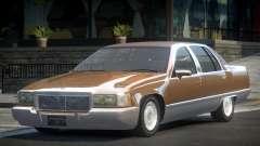 Cadillac Fleetwood Old V1.1