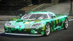 Koenigsegg CCX GTS-S L5 for GTA 4