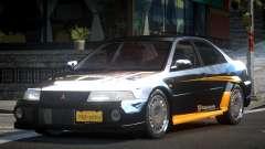Mitsubishi Evolution VI PSI RC PJ8 for GTA 4
