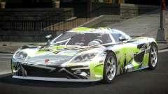 Koenigsegg CCX GTS-S L2 for GTA 4