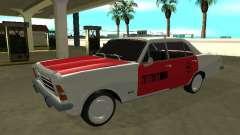 Chevrolet Opala 1979 GL RadioTaxi from COOPERTESP for GTA San Andreas