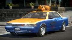 Vapid Stanier 2nd Gen Downtown Cab for GTA 4