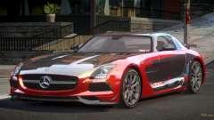 Mercedes-Benz SLS GS-R L7 for GTA 4