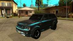 Sidhu Moosewala Range Rover Mod for GTA San Andreas