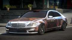 Mercedes-Benz S65 U-Style PJ6 for GTA 4