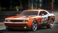 Dodge Challenger GST Drift L6 for GTA 4